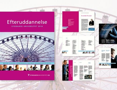 Magasin om efteruddannelse til Syddansk Universitet
